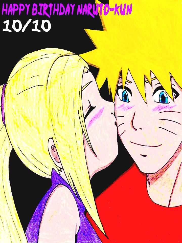 Happy Birthday, Naruto-kun by lenbeezy