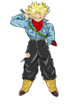 SSJ Future Trunks (Dragonball Super)