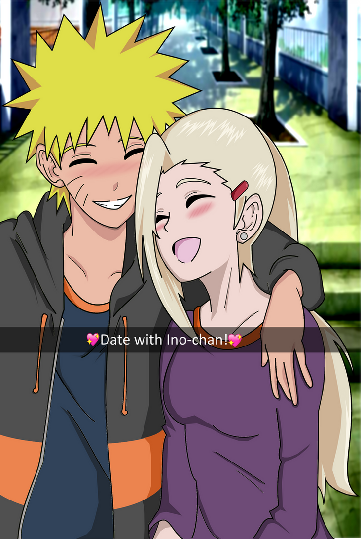 Naruto and ino dating fanfiction