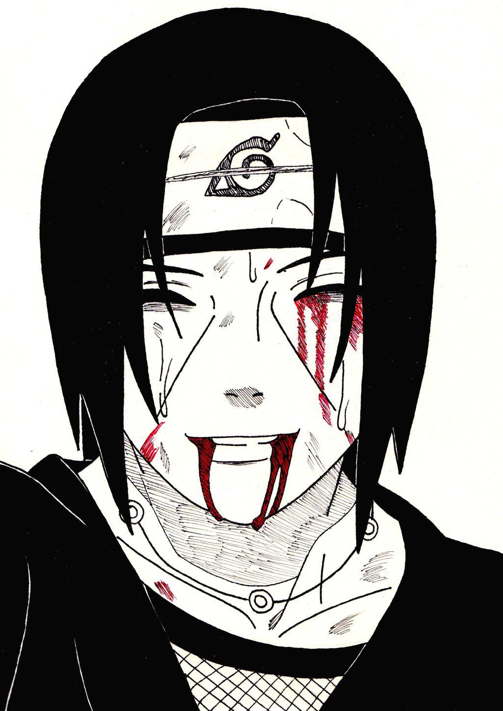 naruto characters stats sasuke uchiha tattoo design bild