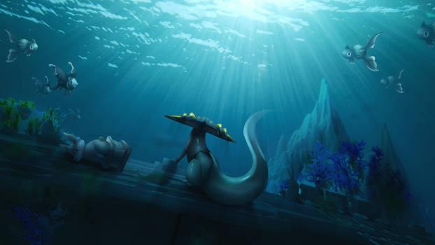 Deep Sea [Commission]
