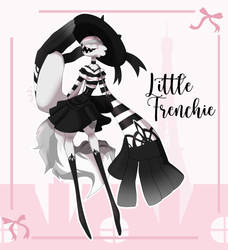 Little Frenchie [CLOSED] - Scarfox Auction