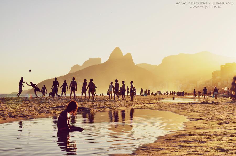 Ipanema - Rio de Janeiro V by Avojac