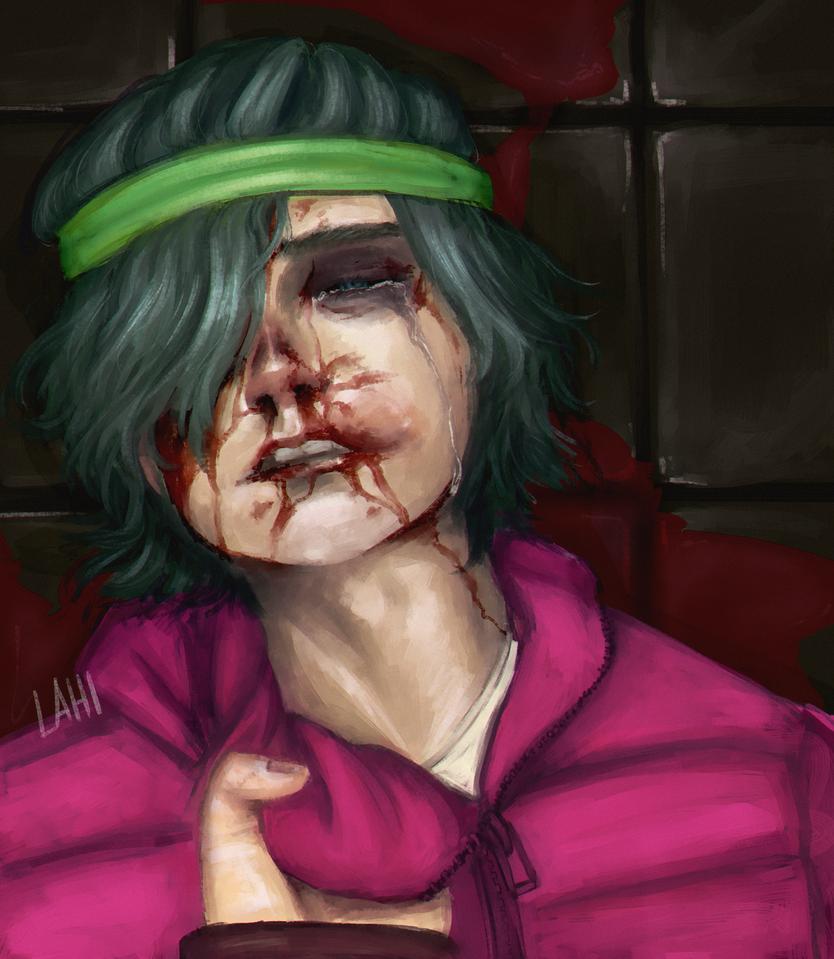 dead meat by Lahi7