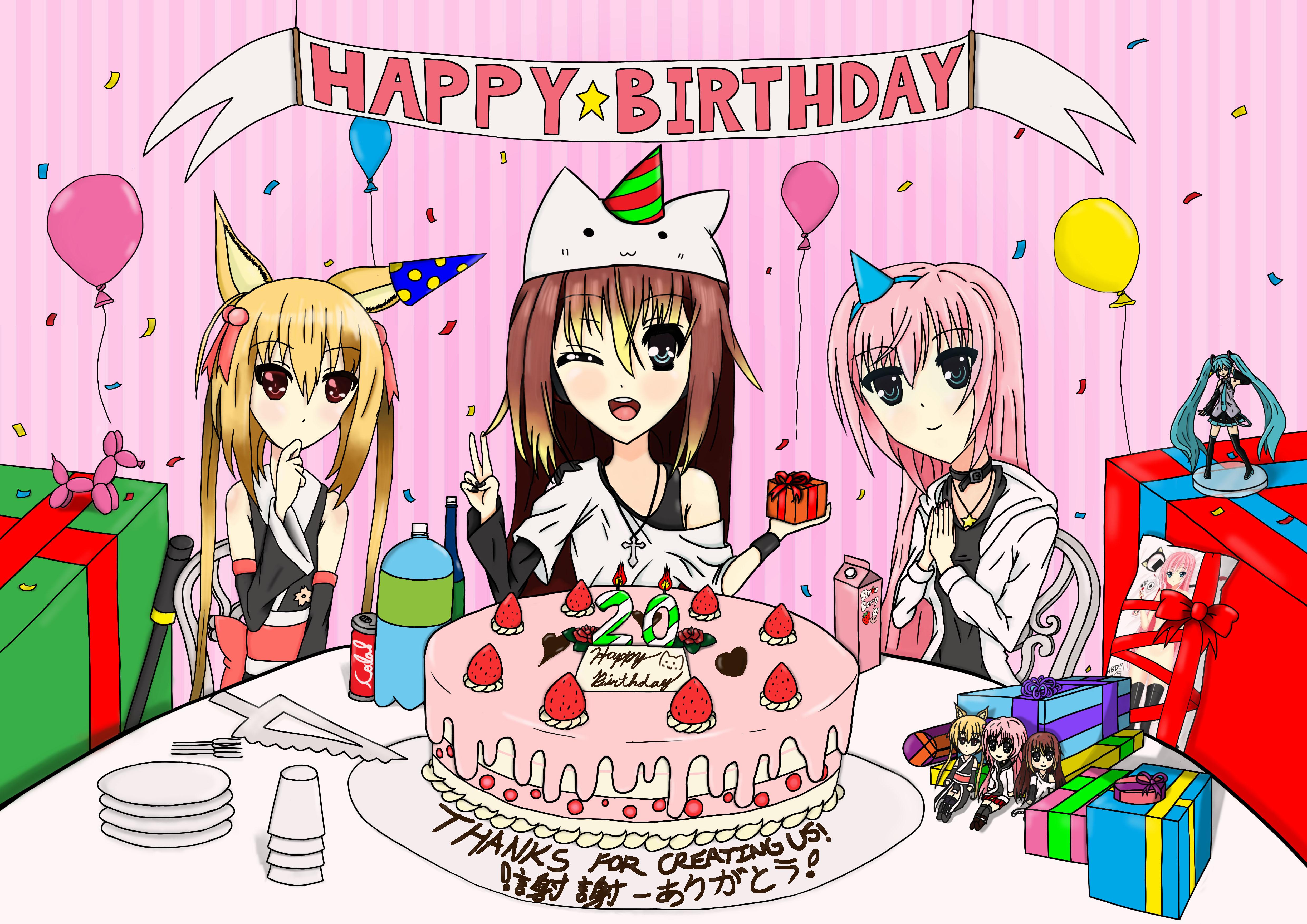 Поздравления с днём рождения стилизованные