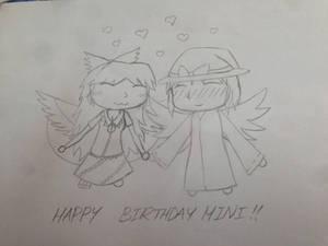 Happy Birthday Mini~! (2015)