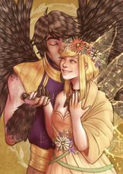 Secret Valentine for mifmemo by Szyld