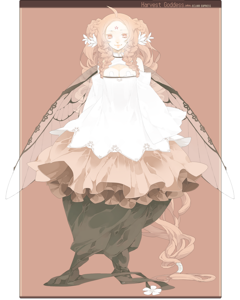 Eclair Express: Harvest Goddess by Tapichu