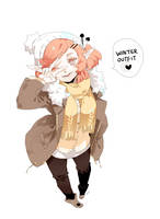 EE: Nia's Winter Outfit by Tapichu