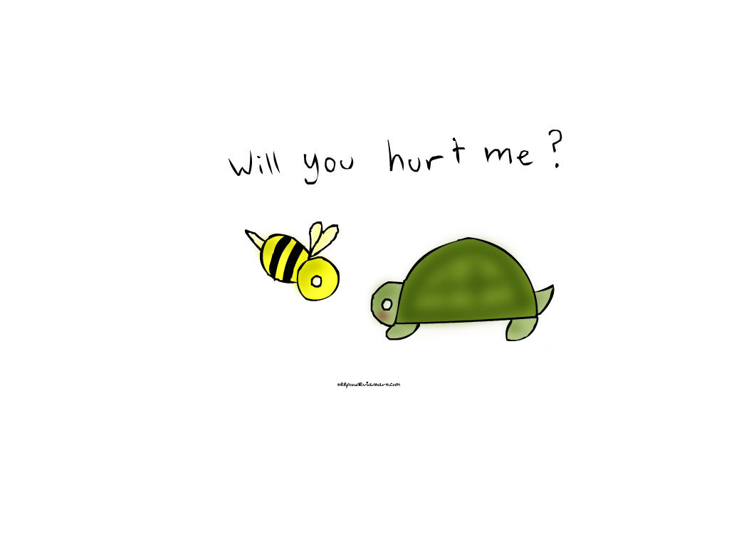 wil you hurt me? by teepoo