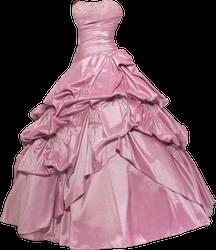 Dusky Rose Gown