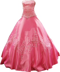 Pink Gown 2