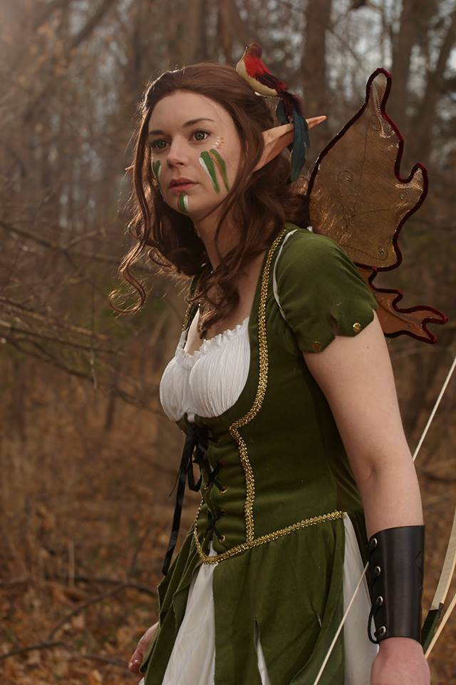 Erotic elves and amazons stories