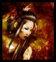 Geisha I by sensory-ghost