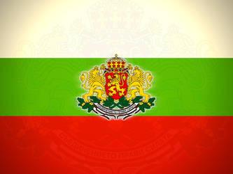 Bulgarian National Banner