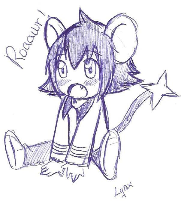 Lynx a boli by Koyukistyle