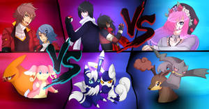 AA - Combates en pareja by Koyukistyle