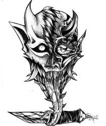 Death God by XaneFrenzy