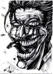 Joker by XaneFrenzy