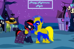 Happy Nightmare Night Bdp X Pply by pinkiepieloveyou