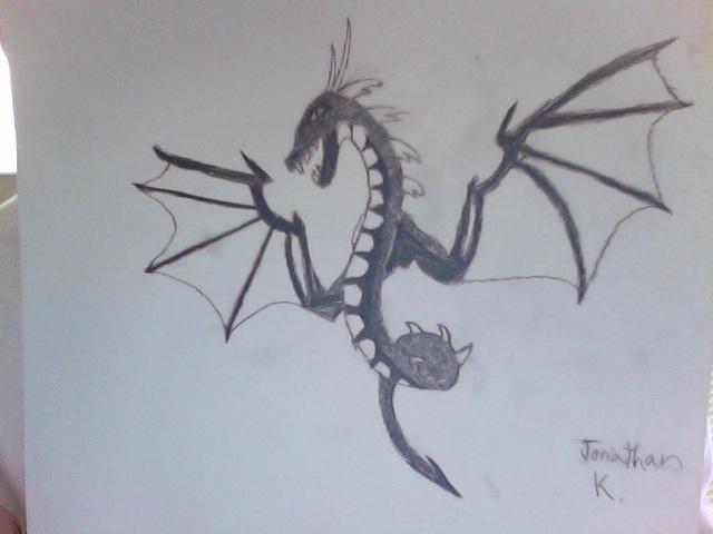 Dragon by Ninja522
