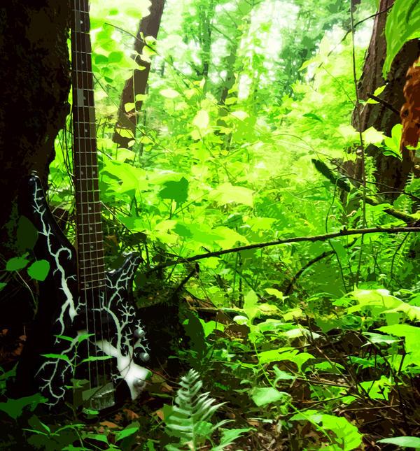 Organic Bass by Lemonseamonkey