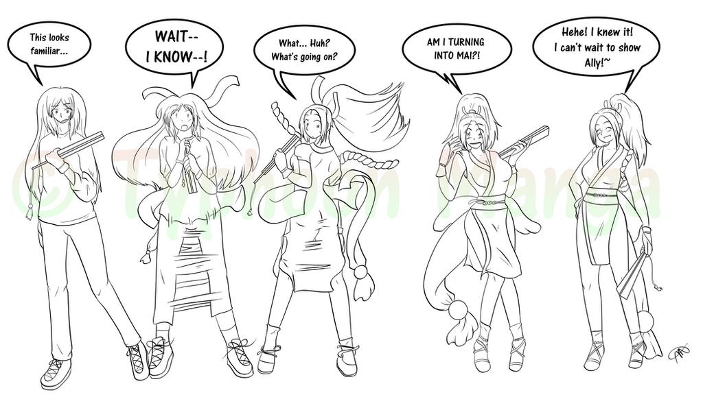 Msfhwraith Commission by Typhoon-Manga