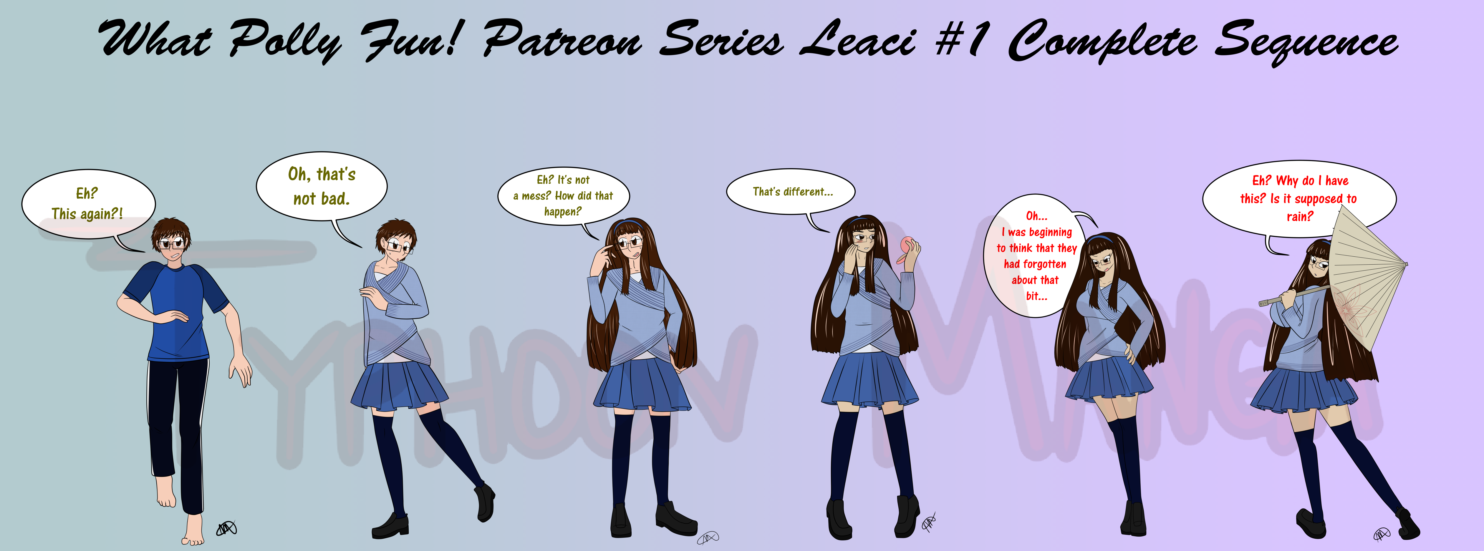 Leaci's WPF Patreon Series Complete SEQ #1 by Typhoon-Manga