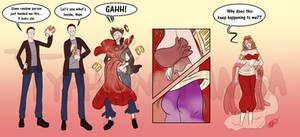 Genie Lato-Orillian Gord of Beauty by Typhoon-Manga