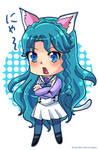 Go princess precure: Minami Kaido nekomimi
