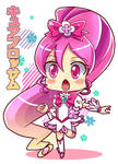 Heartcatch Precure: Cure Blossom