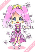 [Request] Cure Petal by Puyo0702