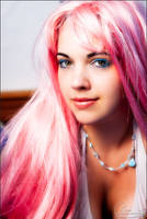 Pink hair by colorful-beauties