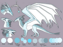 Prince Arctic Reference Sheet by Iron-Zing