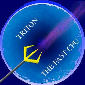 Triton C-II magazine ad