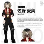 TokyoRevengersOC - Aimi Sano
