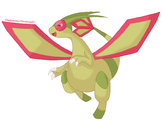 +Pastel Flygon+ by shadowjess