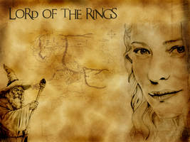 Lord of the rings by ZietasMiH