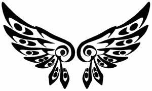 Tribal Wings 2