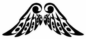 Tribal Wings 4 by DarkCobalt86