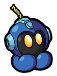 The Blue Bobomber