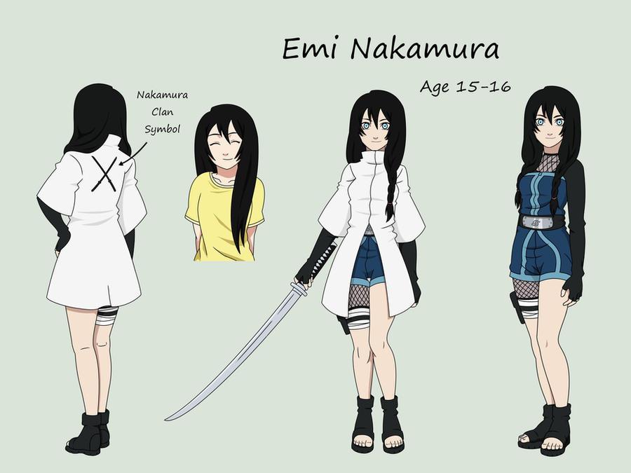 Anime girl with dirty blonde hair