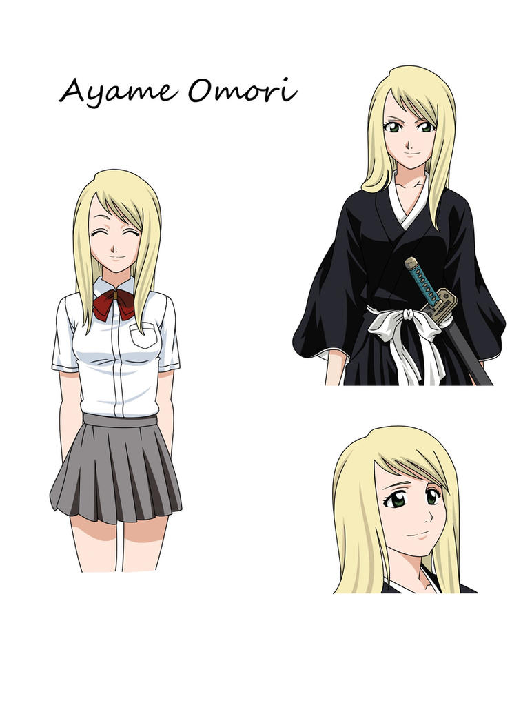up23.ayame Filename: ayame_omori___bleach_oc_by_fullmetals_lover-d5m2zed.jpg