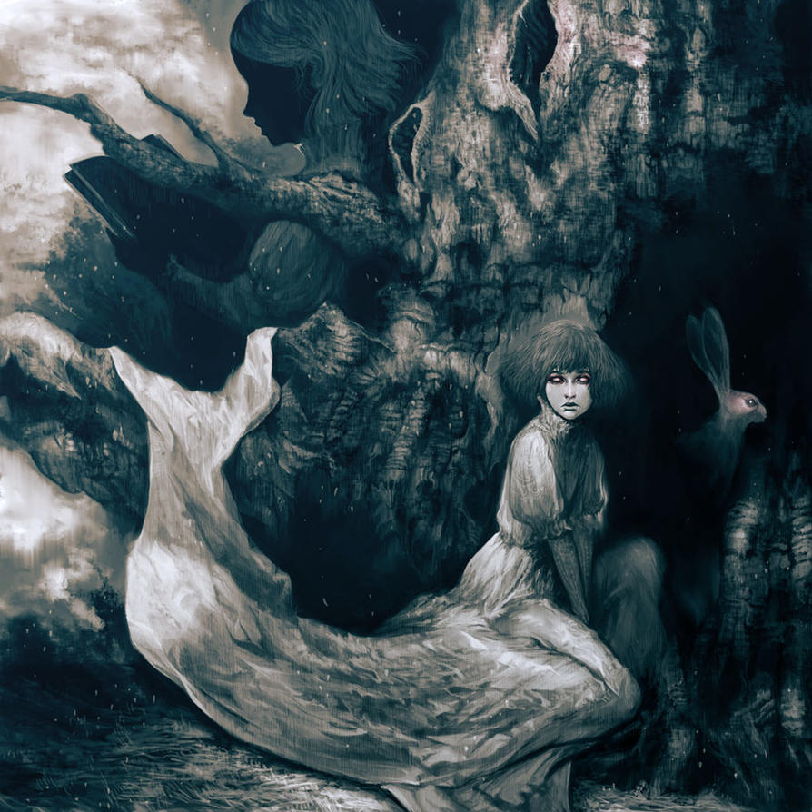 Alice's Adventures in Wonderla by masateru