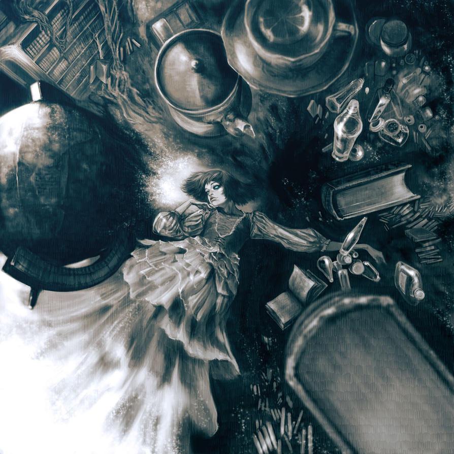 Ilustraciones de Masateru Ikeda