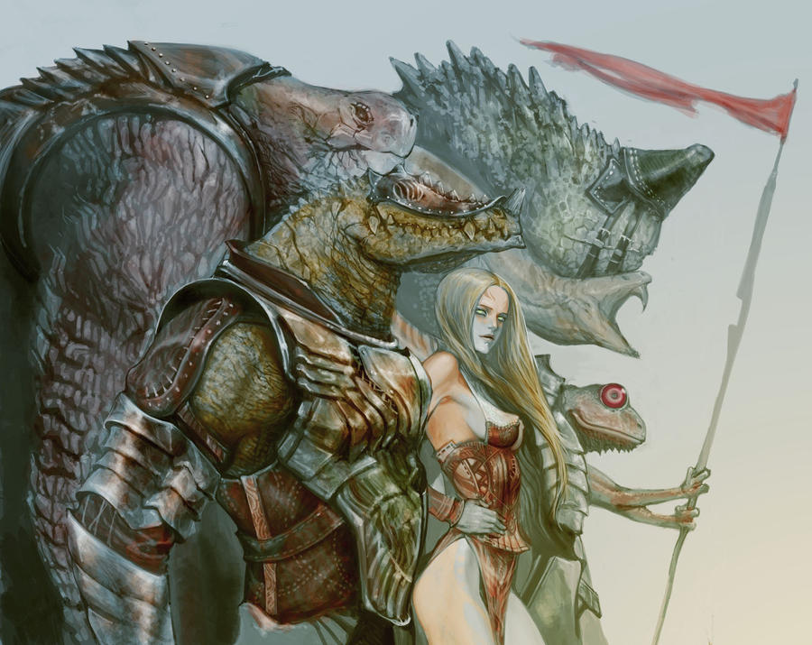 Reptilia by masateru