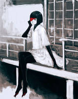High school girl 0622 by masateru