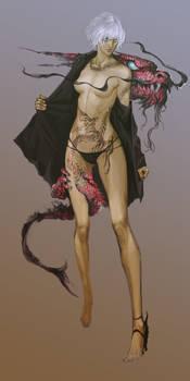 dragon Woman120104