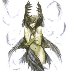 Wings woman 120825 by masateru