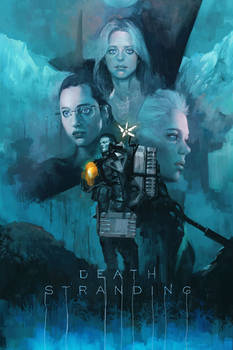 [fan art]death stranding